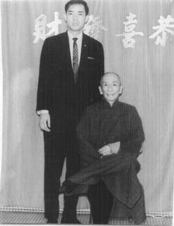 Moy Yat and Yip Man